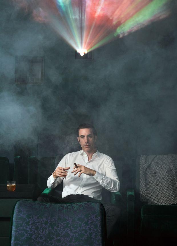Sacha Baron Cohen. Photograph: Buck Ellison/NYT