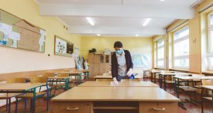 The INTO says a  decision on the return of some primary classes is expected early next week. Photograph: iStock