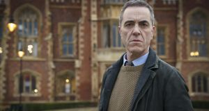 James Nesbitt in the Northern-set Bloodlands, premiering Sunday on BBC1