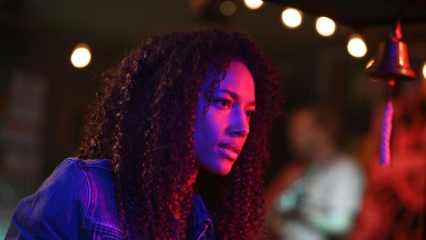 Kylie Bunbury in Big Sky