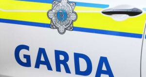 Gardaí in Drogheda arrested a man aged in his mid-20s on Friday.