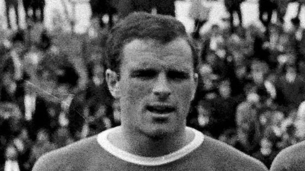 Former Ireland international Tommy Carroll: he is reported to have suffered with dementia prior to his death last August