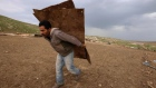 Israel destroys Irish aid in Palestinian village