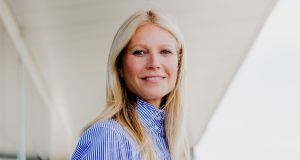 "Gwyneth Paltrow: 'So many vibrators look hypersexualised,"" the actor and Goop founder says. Photograph: Alex Welsh/New York Times"