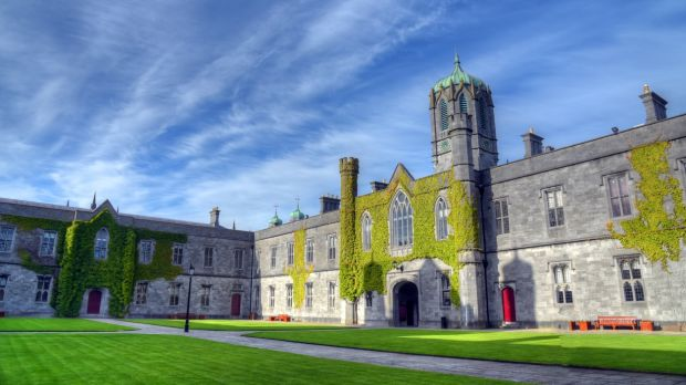 NUI Galway. Photograph: iStock