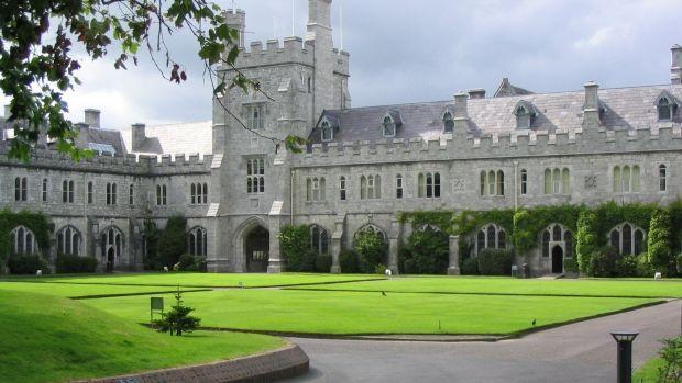 University College Cork. Photograph: Getty Images/iStockphoto