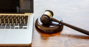 The report, on technological change and the legal sector, also warned that artificial intelligence (AI) software designed to introduce efficiencies in the justice system could 'learn' to discriminate in ways that are illegal. Photograph: iStock