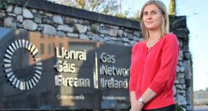 Louise Browne of Gas Networks Ireland. Photograph: Daragh Mc Sweeney / Provision