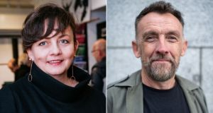 Abbey Theatre: Caitríona McLauglin and Mark O'Brien are its new artistic and executive directors