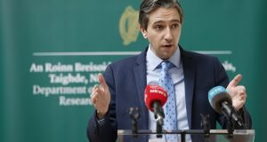 The number of technological universities may grow from two to five by this time next year, according to Minister for Higher Education Simon Harris. Photograph:  Crispin Rodwell
