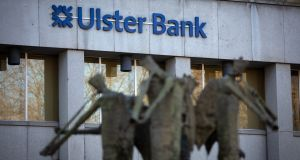 Ulster Bank told an Oireachtas committee it would support current mortgage applicants and borrowers in difficulty. Photograph: Patrick Bolger/Bloomberg