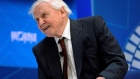 Climate change is global security threat, warns Attenborough