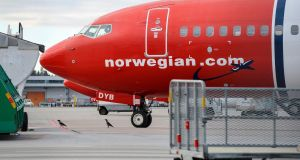 Norwegian Air Shuttle: 2,100 people who worked for the group's long-haul business in Europe and the US are likely to lose their jobs. Photograph: Johan Nilsson