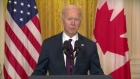 Biden and Trudeau to work toward achieving net zero emissions by 2050