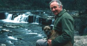 James Herriot, aka Dr James Alfred Wight, in 1982. Photograph: RDImages/Epics/Getty