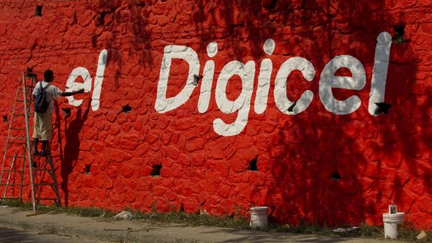 Denis O'Brien will now have more time to focus on Digicel, his Caribbean telecoms business. Photograph: Getty Images