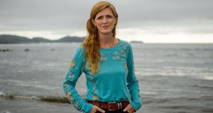 Samantha Power: to lead presentation of the overall 'Press Photographer of the Year' award.   Photograph: Stephen Kelleghan