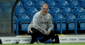 Leeds United manager Marcelo Bielsa has been a breath of fresh air in the Premier League. Photo: Oli Scarff - Pool/Getty Images