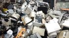 A total of 11,736 tonnes of electrical waste were recycled in local authority centres in 2020, compared with 10,635 in the previous year, according to data from WEEE Ireland. Photograph: iStock