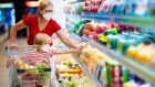 Irish shoppers face higher prices and reduced choice, according to Food Drink Ireland. File photograph: iStock