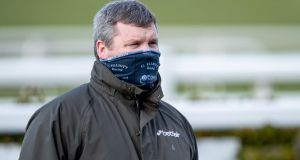 Gordon Elliott is 'co-operating fully' with an investigation by the IRHB. Photograph: Morgan Treacy/Inpho