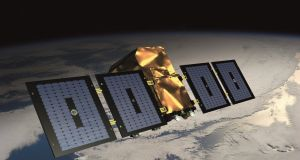 Ozone-monitoring Altius satellite: mission intends to discover how rise in greenhouse gases affects the atmosphere.