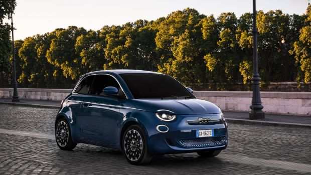 As a stylish city car the new all-electric Fiat 500 is nimble, nifty and really nice to drive. It's also surprisingly composed on more trying national roads.