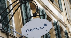 It has been reported Credit Suisse was trying to reduce its exposure to Greensill because of concerns over Greensill's exposure to  Sanjeev Gupta. Photographer: Stefan Wermuth/Bloomberg