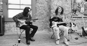The Music Quiz: What Irish showband did young Rory Gallagher play in?