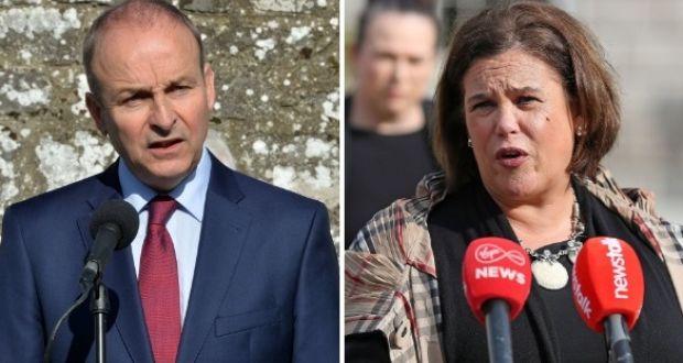 Fianna Fáil risks being a mudguard-in-waiting for Sinn Féin