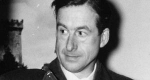 Prof Éamon de Valera in 1958