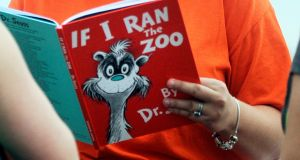In recent years critics have said some of Dr Seuss's work was racist and presented harmful depictions of certain groups. File photograph: Erin McCracken/Evansville Courier & Press via AP