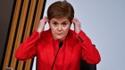 Scotland's Sturgeon defends handling of predecessor's case