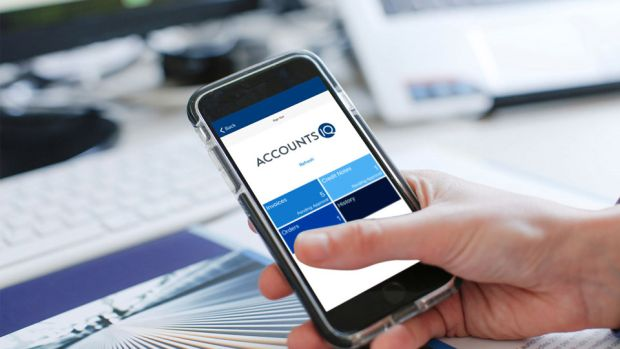 AccountsIQ's mobile app makes approving invoices easy away from the office