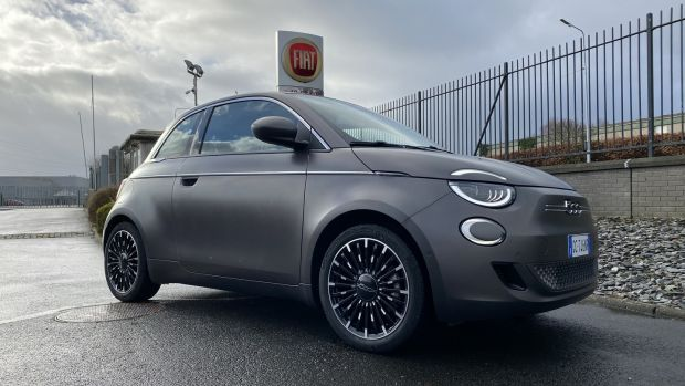 If Fiat Ireland can get the 24kwh version to land at less than €23,000, the Turin-based brand could have a surprise Irish hit on its hands.