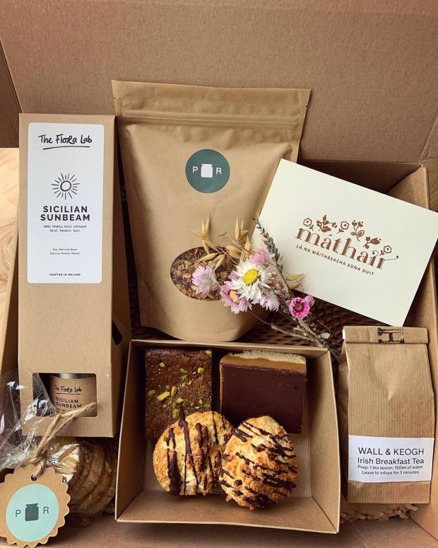 Pudding Row: Mother's Day Comfort Kit