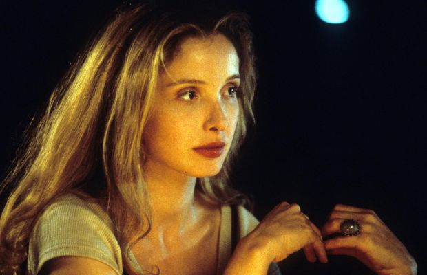 Julie Delpy in a scene from the film Before Sunrise in 1995. Photograph: Castle Rock Entertainment/Getty Images