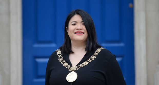 Lord Mayor of Dublin Hazel Chu is understood to be interested in running in the Seanad byelection. File photograph: Alan Betson/The Irish Times