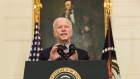 US to produce enough Covid vaccines for entire population by May, says Biden