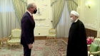 Coveney meets with Iranian president Rouhani in Tehran