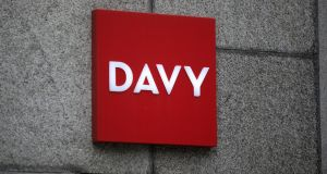 The Davy Group at Davy House on Dawson Street, Dublin. Photograph: Gareth Chaney/Collins