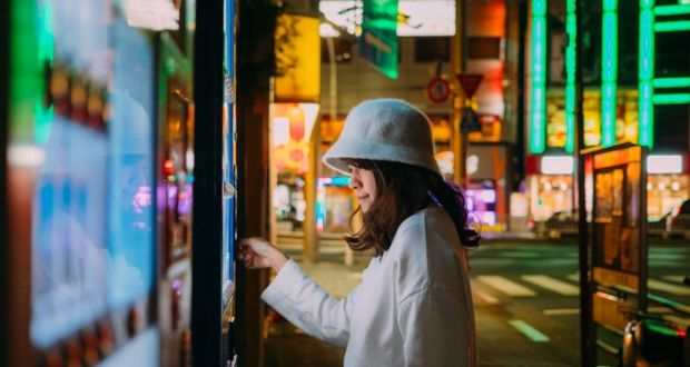 Japan has about 4.1 million vending machines in operation, the most in the world per capita, according to a trade group. Photograph: iStock