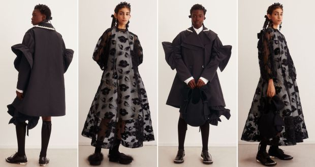 Simone Rocha x H&M: the coat and dress I'd hoped to buy