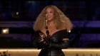 Grammys 2021: Beyoncé makes history as women dominate big prizes