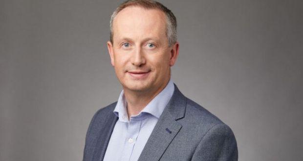 New Enterprise Ireland chief executive Leo Clancy