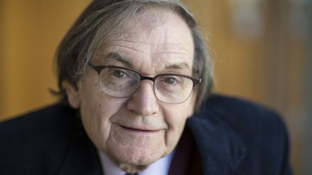 Roger Penrose, winner of the 2020 Nobel Prize in physics. Photograph: David Levenson/Getty Images