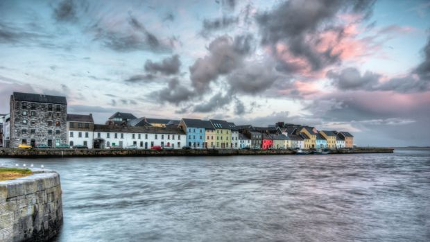Galway is a place that always makes me feel happy.