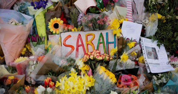 We know that what happened to Sarah Everard is profoundly rare. But of course that is not the point. Photograph:  Tolga Akmen/AFP