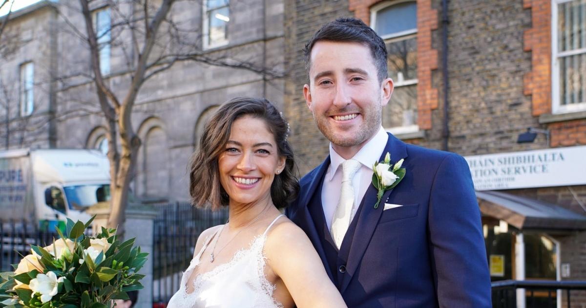 Cheats wedding day on wife Groom 'plays