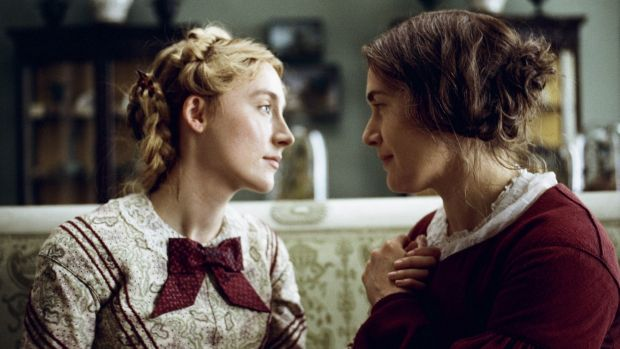 Ammonite: Even the Saoirse Ronan-Kate Winslet sex scenes are too respectable